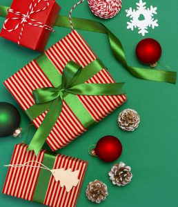 A present doesn't have to come in a wrapped box. It can be an experience, a favor, or a kind gesture as well.
